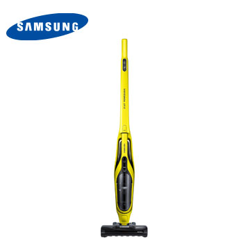 【展示機】SAMSUNG POWERstick無線吸塵器(魅力黃)