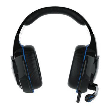 廣寰 KWORLD K4000 玩家電競耳麥 - 黑藍