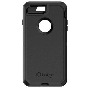 【iPhone 8 Plus / 7 Plus】OtterBox Defender防摔殼-黑色