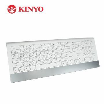 KINYO LKB-89多媒體巧克力鍵盤