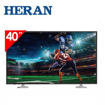 【福利品】HERAN 40型智慧聯網顯示器