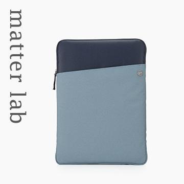 "【13""】Matter Lab MacBook Retro輕帆布內袋-騎士藍"