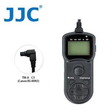 JJC TM-A 液晶定時快門線 TM-A C3