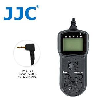 JJC TM-C 液晶定時快門線 TM-C C1