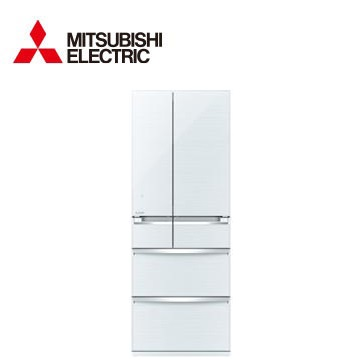 【福利品 】MITSUBISHI 605公升玻璃六門變頻冰箱