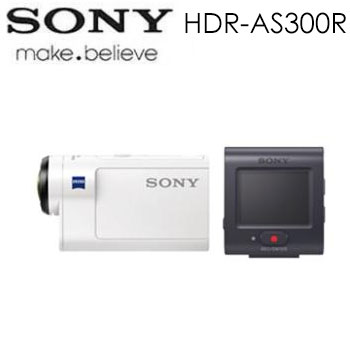SONY Action cam HDR-AS300R 運動攝影機