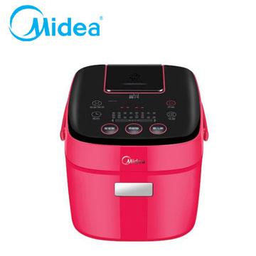 Midea Mini食代3人份微電腦電子鍋-粉紅