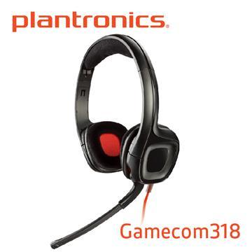 Plantronics GAMECOM 318電競耳機