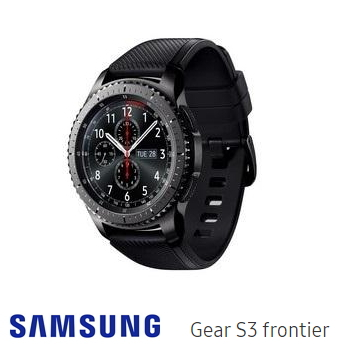 【福利品】-SAMSUNG GEAR S3 Frontier智慧手錶