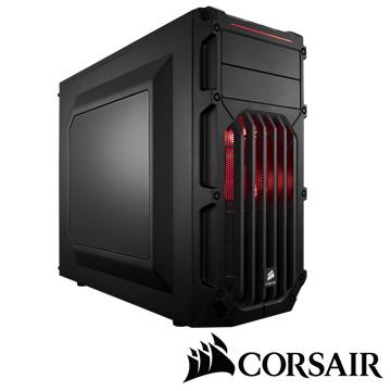 CORSAIR SPEC-03 LED電腦機殼-紅