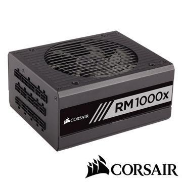 CORSAIR RM1000X 80Plus金牌 電源供應器