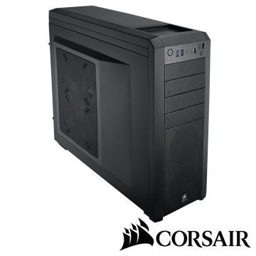 CORSAIR 4大6小 硬質合金系列機殼- 500RB