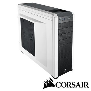 CORSAIR 4大6小 硬質合金系列機殼- 500RW CC500R-W