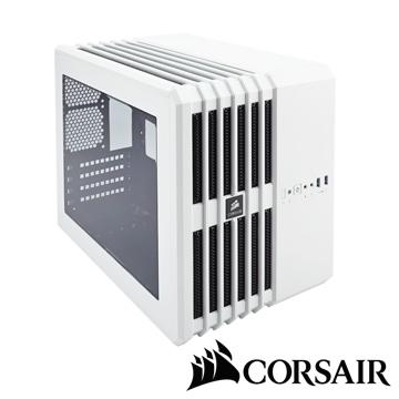 CORSAIR 2大3小 Air 240機殼-白