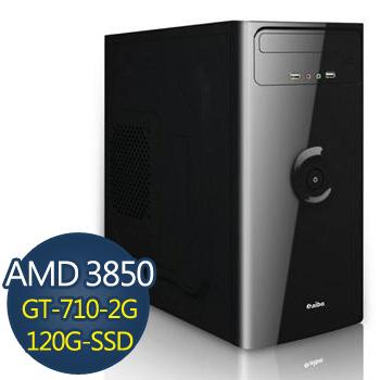 [星魂劍士]-華擎平台3850平台組裝電腦