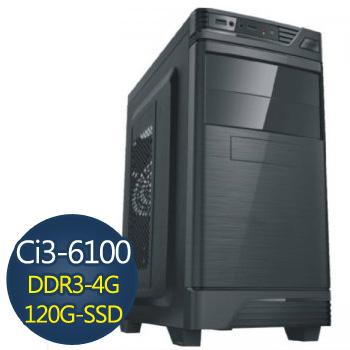 [爆殺鬥神]-華碩H110平台組裝電腦