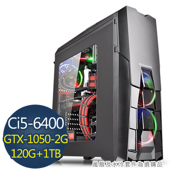 [颶風鬥士]-技嘉H110平台組裝電腦