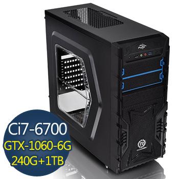 [電競獵豹]-華碩B150M平台組裝電腦
