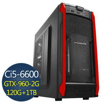 [無極鬥士]-技嘉H110平台組裝電腦