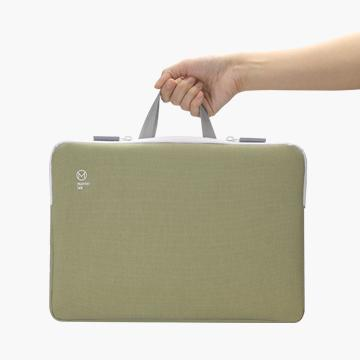 "【13""】Matter Lab MacBook Blanc 2Way手提袋-卡其"