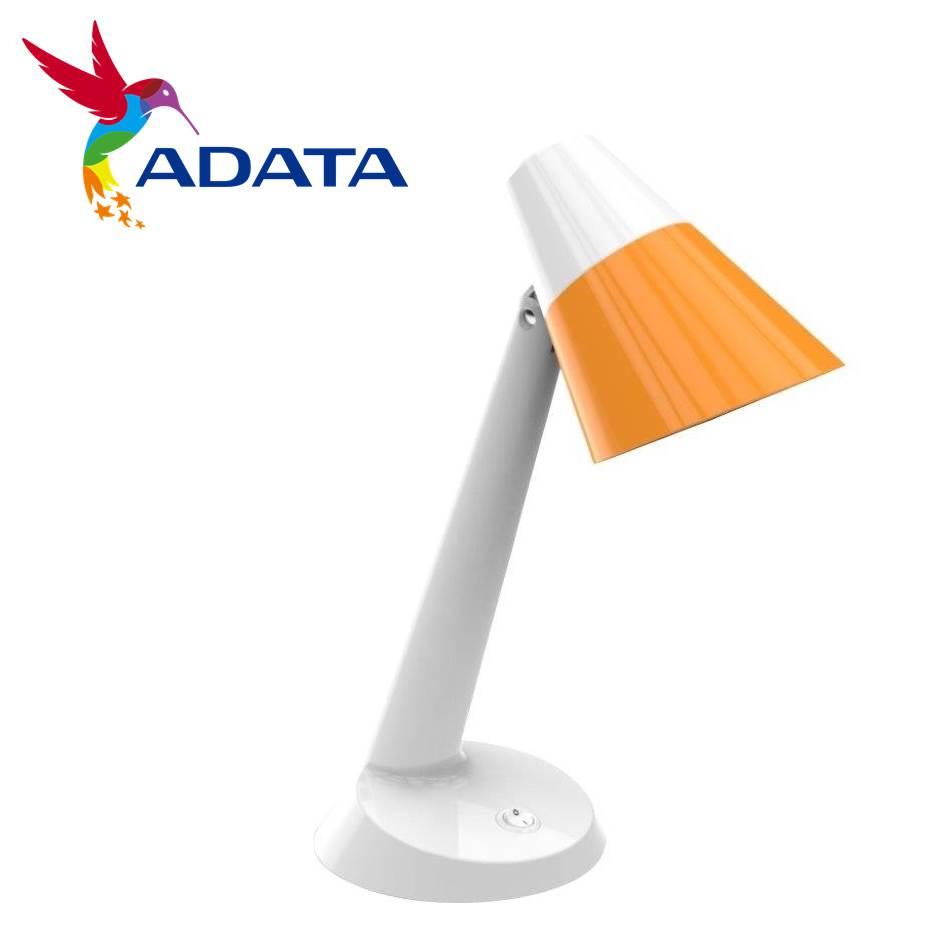 【展示機】ADATA 威剛法國號 經典檯燈-橘
