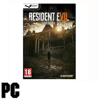 PC版 - 惡靈古堡 7 一般亞中英合版