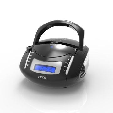東元TECO 藍牙/USB手提CD音響(XYFSC108B)