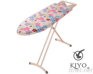 【福利品】KIYO42吋透氣直立式超輕燙衣板