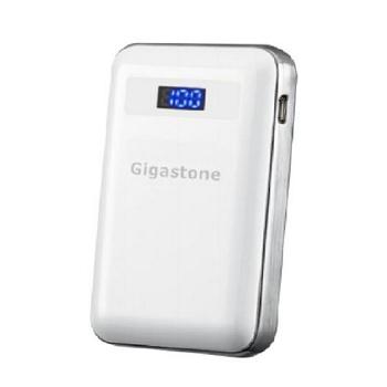 Gigastone 9000mAh 行動電源-白 P2S-90S
