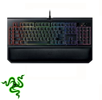 雷蛇 Razer Blackwidow Chroma V2黑寡婦終極鍵盤