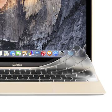 "【12"" / 13""】moshi MacBook  鍵盤膜-無Touch Bar 99MO021911"