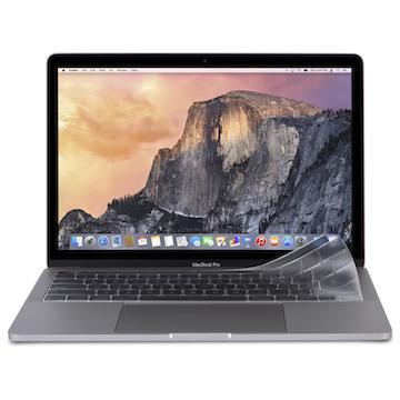 "【13/15""】moshi MacBook 鍵盤膜-含Touch Bar"