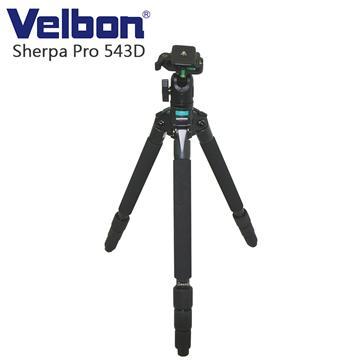 Velbon Sherpa Pro 碳纖維三腳架(含雲台)