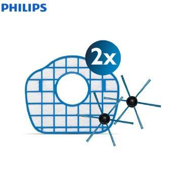 飛利浦掃地機器人專用配件組