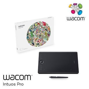 Wacom Intuos Pro  Medium 創意觸控繪圖板