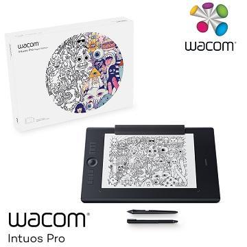 【L】Wacom Intuos Pro雙功能創意觸控繪圖板