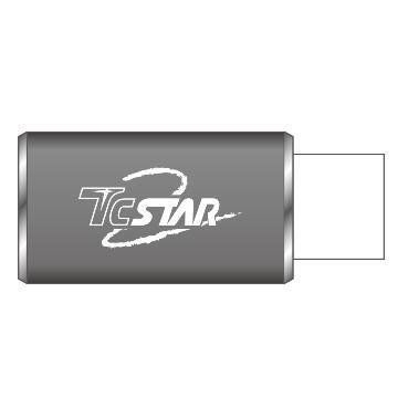 T.C.STAR Type-C轉Micro B轉接頭