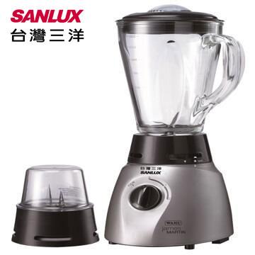 【福利品】台灣三洋強化玻璃果汁機