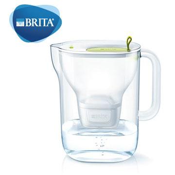 【福利品】BRITA fill&enjoy Style純淨濾水壺(萊姆綠)