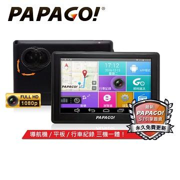GOLiFE GoPad DVR5 5吋GPS行車紀錄聲控導航