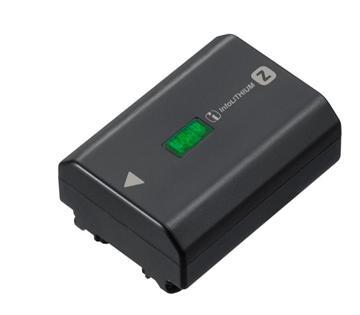 索尼SONY 鋰電池 Z系列
