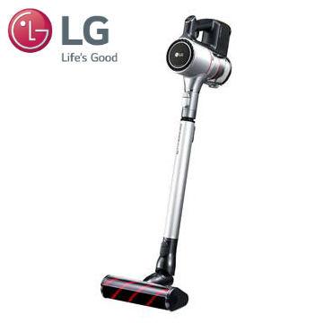 (福利品) 樂金LG 手持無線吸塵器(銀色雙電池)