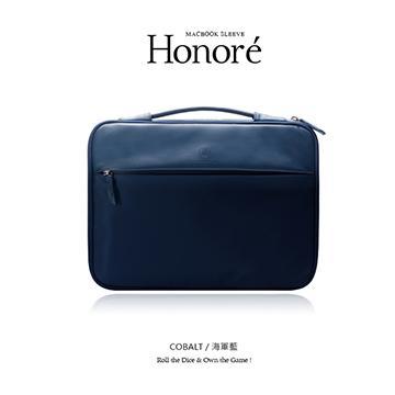 "【13""】JTL Honore Macbook  旅行筆電內袋-藍"