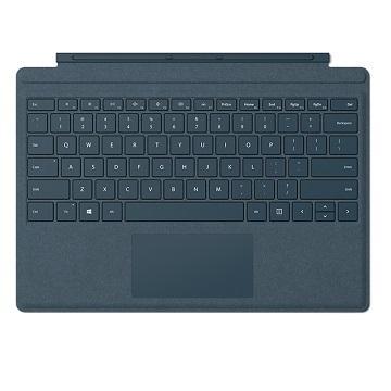 Microsoft微軟 Surface Pro 實體鍵盤 鈷藍