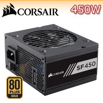 CORSAIR SF450 80Plus金牌 電源供應器