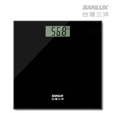 台灣三洋數位體重計