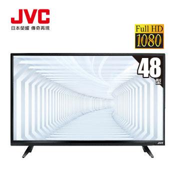 【福利品】JVC 48型 FHD顯示器