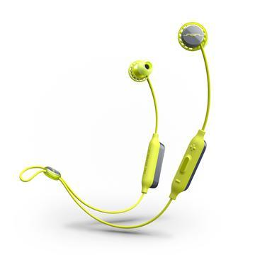 Sol Republic Relays 藍牙運動耳機-檸檬黃