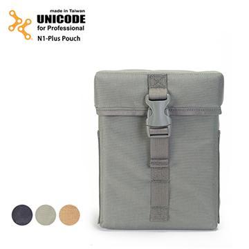 UNICODE Pouch MultiCam 迷你特式置物袋 N1-Plus 日耳曼灰