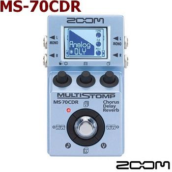 ZOOM 單顆型綜合效果器
